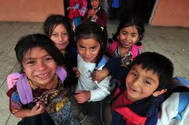 guate children