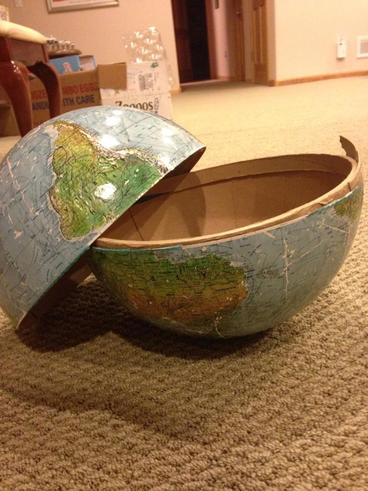 world fell apart